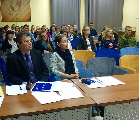 В Губкинскоом университете состоялся II Всероссийский круглый стол